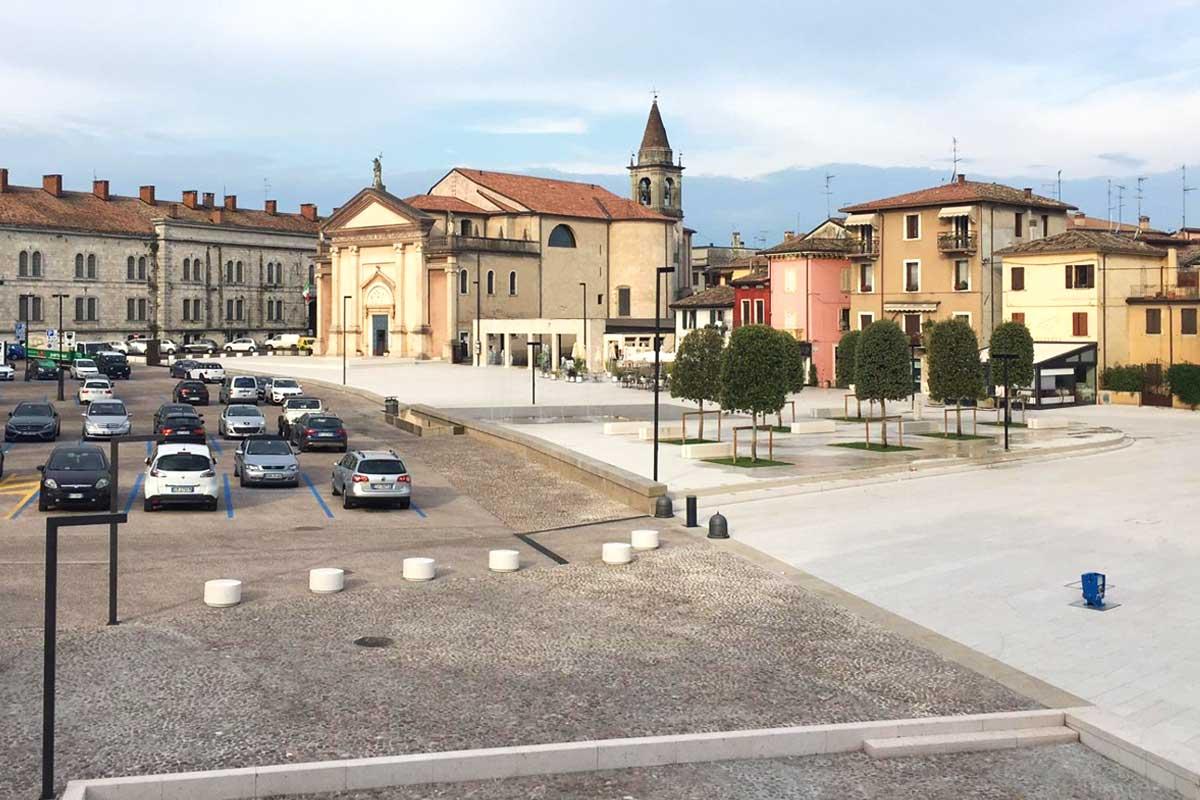 Piazza Ferdinando di Savoia, ex piazza d'Armi